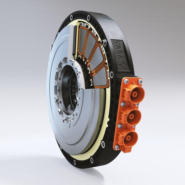 전기모터 기술 업체 YASA, 메르세데스-벤츠가 인수