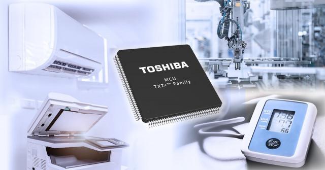 도시바, 모터 제어용 암® 코텍스®-M4 마이크로컨트롤러 출시… TXZ+ 계열 어드밴스드 클래스 첫 제품
