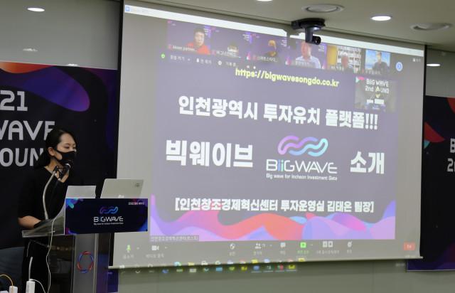 제2회 빅웨이브 IR(투자 유치 사업 계획 발표회)