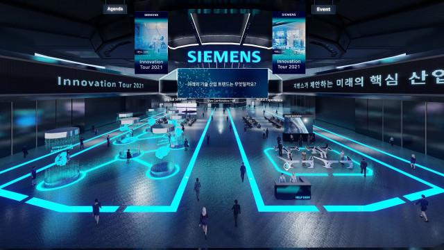 Digital Industries (DI) at Siemens Korea will hold 'Siemens Innovation Tour 2021 – Virtual Conferenc...