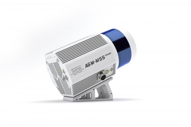 AGM, 새로운 모바일 스캐닝 시스템에 벨로다인 라이다의 알파 프라임 센서 채택