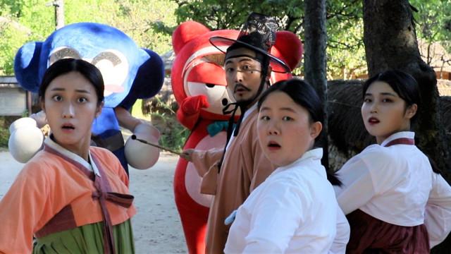 한국민속촌이 넥슨 카트라이더와 협업해 추석 연휴 기간 주말 및 공휴일 특별 이벤트를 진행한다