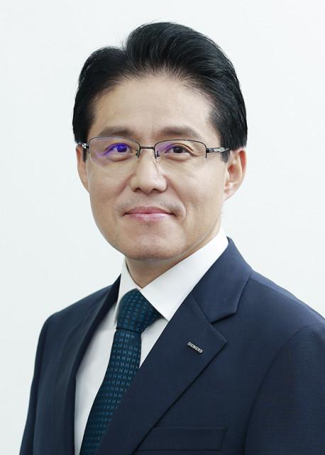 HaJoong Chung, President and CEO of Siemens Korea (Siemens Ltd. Seoul·SLS)