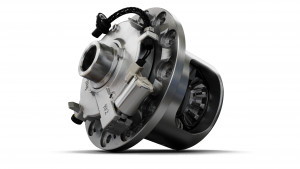 Eaton's InfiniTrac™ electronically controlled, limited-slip differential provides optimized vehicle