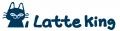 라떼킹 Logo