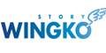 윙코커뮤니케이션 Logo