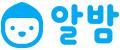 푸른밤 Logo