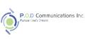 피오디 커뮤니케이션즈 Logo