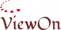 뷰온 Logo