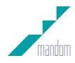 Mandom Corporation Logo