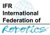 International Federation of Robotics Logo