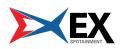 이엑스스포테인먼트 Logo