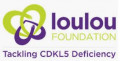 Loulou Foundation and International Foundation for CDKL5 Research and CDKL5 Alliance Logo