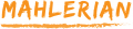 말러리안 Logo