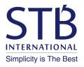 에스티비인터내셔널 Logo