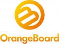 오렌지보드 Logo