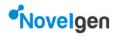 노블젠 Logo