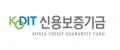 신용보증기금 Logo