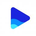 콘텐츠웨이브 Logo