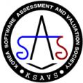 사단법인 한국소프트웨어감정평가학회 Logo