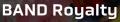 BAND Royalty Logo