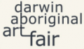 Darwin Aboriginal Art Fair Foundation Logo