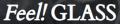 FeelGLASS Logo